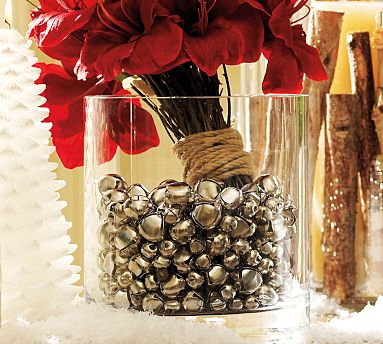 Jingle Bell Vase Filler PB