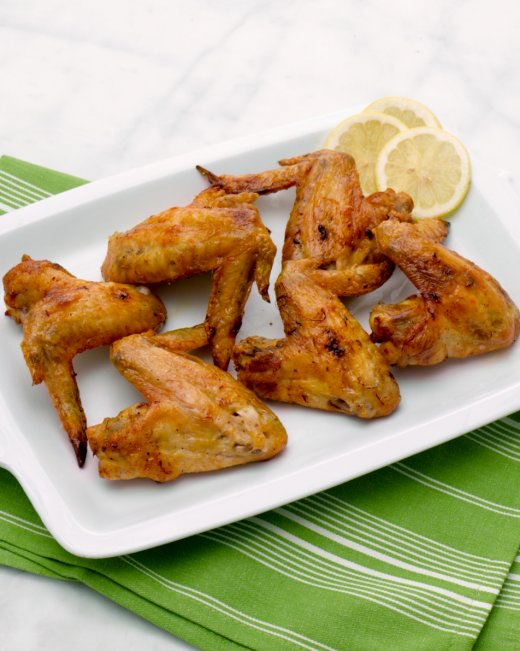 martha stewart wings