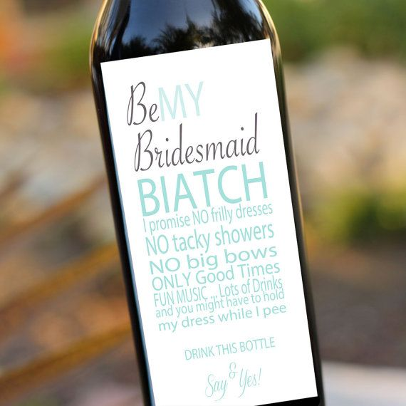 bridesmaid bottle 2