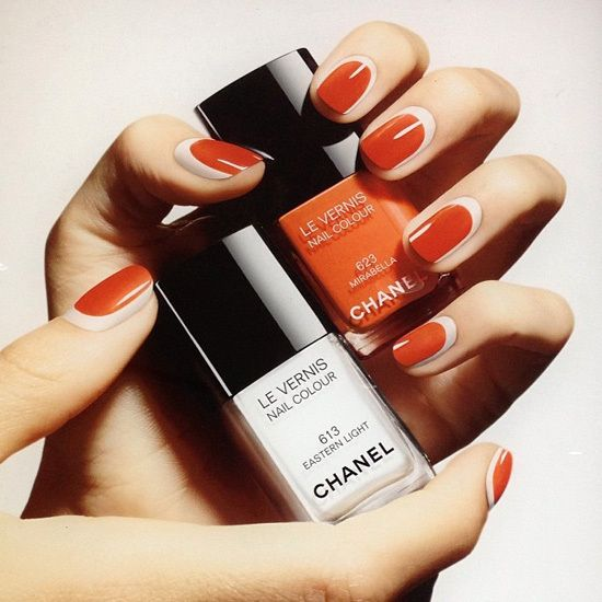 chanel eastern light and mirabella