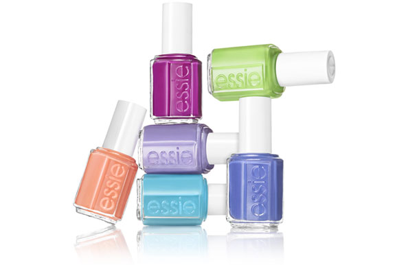 essie 2014 neon too taboo collection