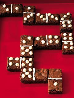 yumsugar domino brownies