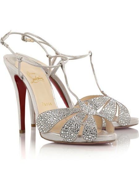bridal shoe 3 louboutin