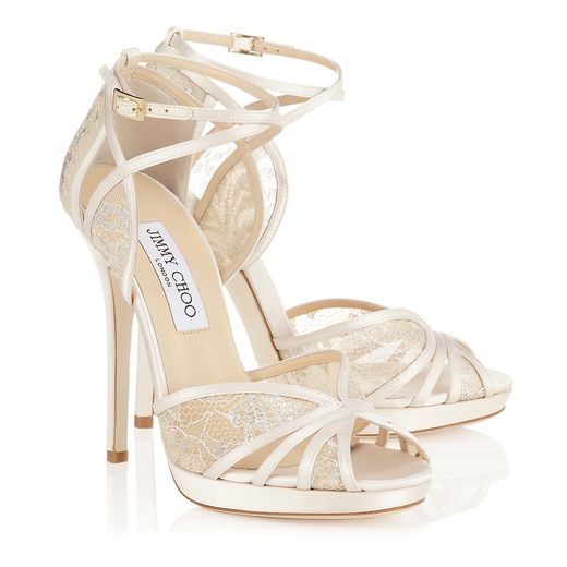 bridal shoe 5 jimmy choo