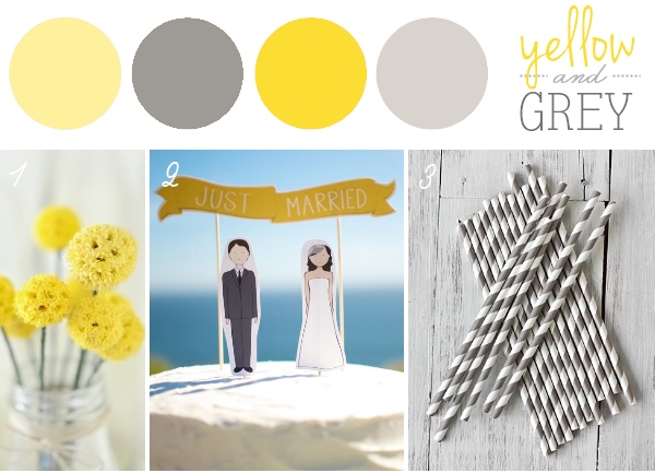 Yellow-Grey-Wedding-Color-Palette