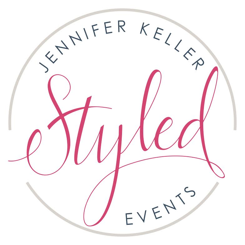 new jennifer keller styled events logo